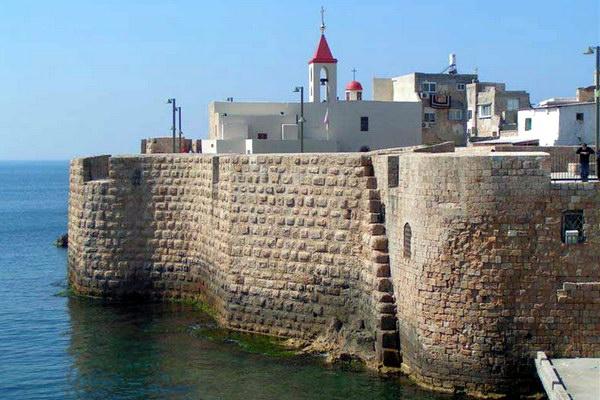 крепость Акко