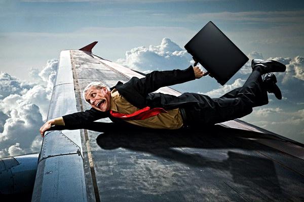Как побороть страх перед полетами на самолетах
