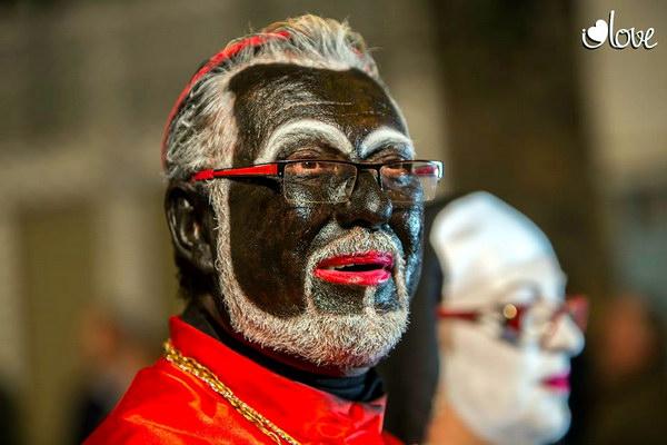 Карнавал-2015 в Санта Крус де Тенерифе - первое шествие или «возвещающая кавалькада»