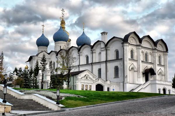 Благовещенский собор в Казани