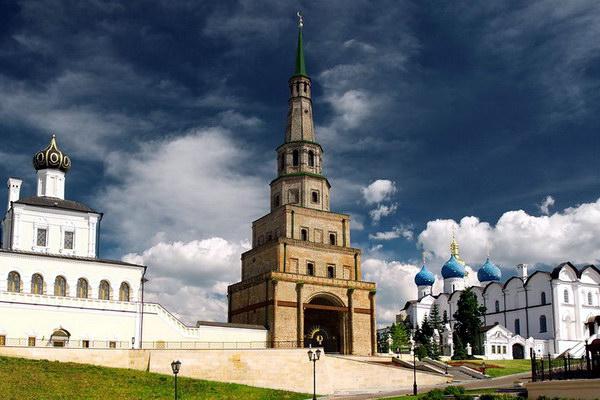 Башня Сююмбике