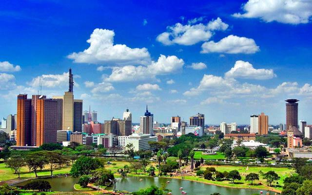 город Найроби