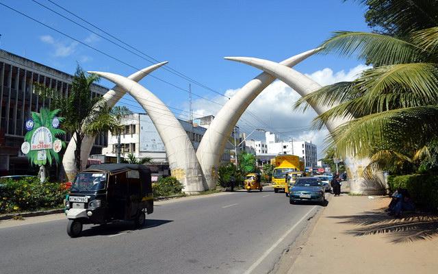 город Момбаса
