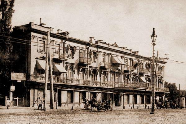 Европейская гостиница
