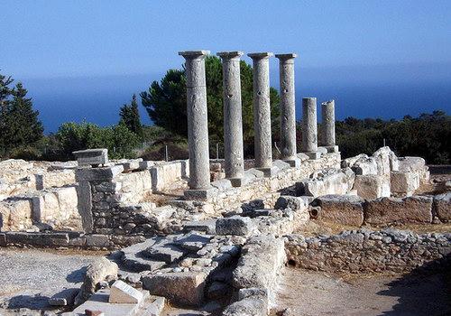 Святилище Аполлона в Курионе