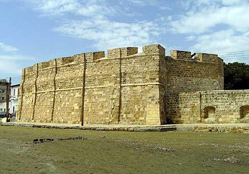 Форт в Ларнаке