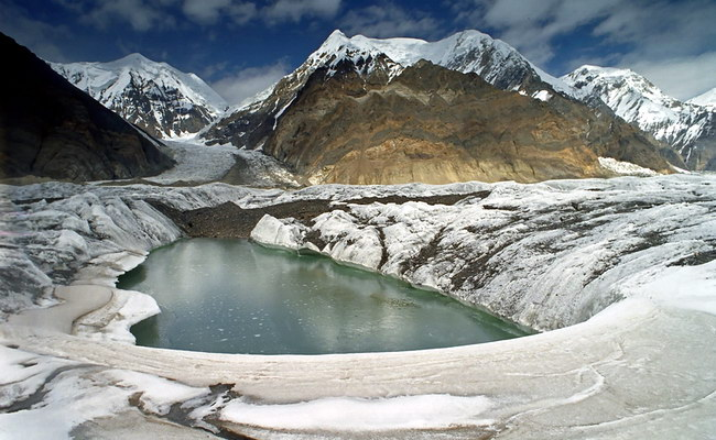 ледник Иныльчек