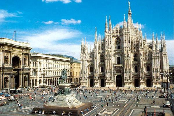 Достопримечательности в Милане