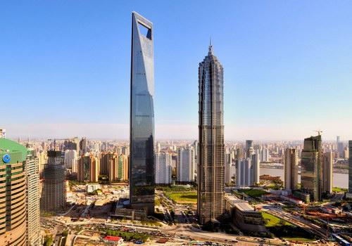 Башня Мори или Шанхайский всемирный финансовый центр
