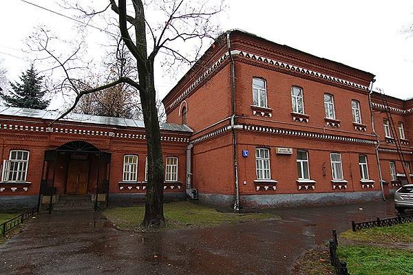 Музей истории психиатрической больницы им.Алексеева (Кащенко)