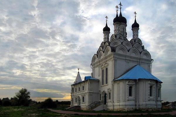 церковь Благовещения Пресвятой Богородицы в г. Мытищи