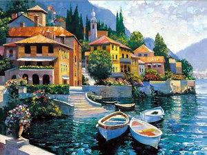 Курортная недвижимость Италии