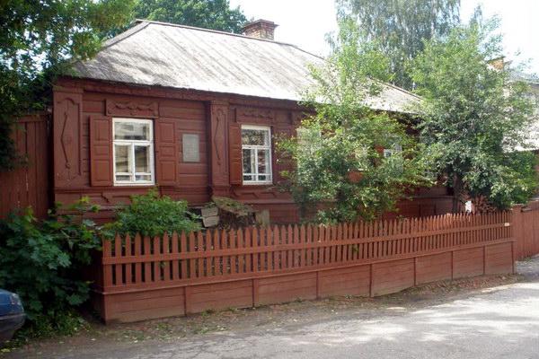 Дом Кашириных
