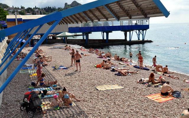 пляж «Шарм»