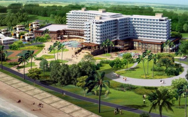 отель «Radisson Blu Paradise Resort&Spa»