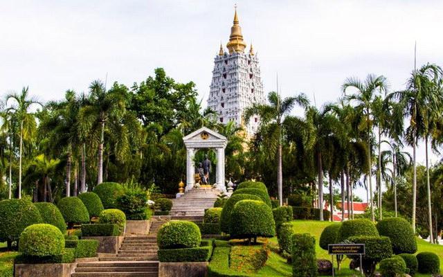 Храм Ват Ян (Ват Яннасангварарам)