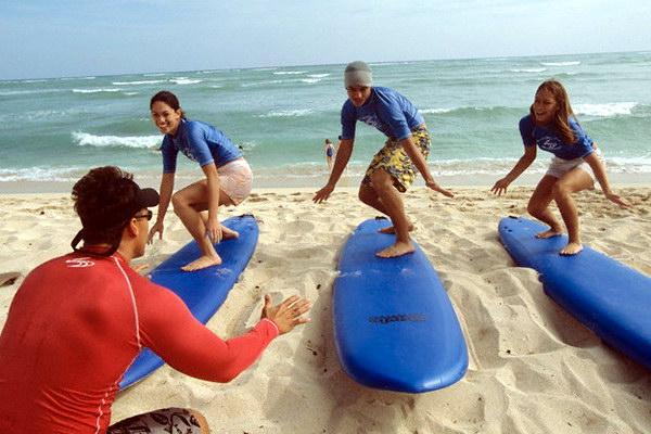 обучение серфингу