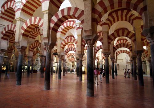 Мечеть-собор в Кордове