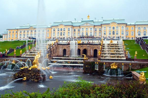 Петропавловский дворец