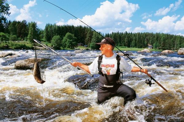 Способы ловли рыбы в рыболовных турах