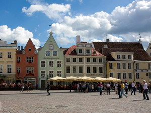 Таллин, Ратушная площадь