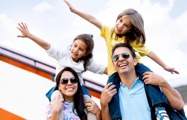 длительные путешествия с детьми