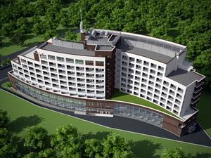 гостиницы Трускавца