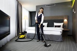 уборка гостиничного номера