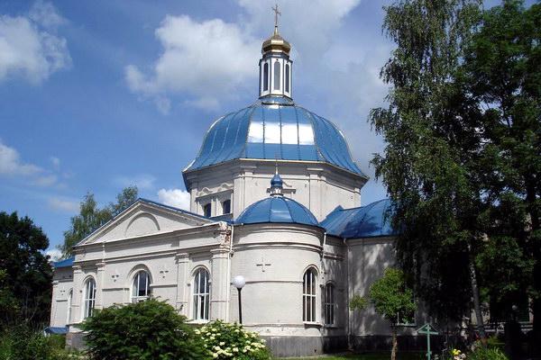 Казанская церковь в Витебске