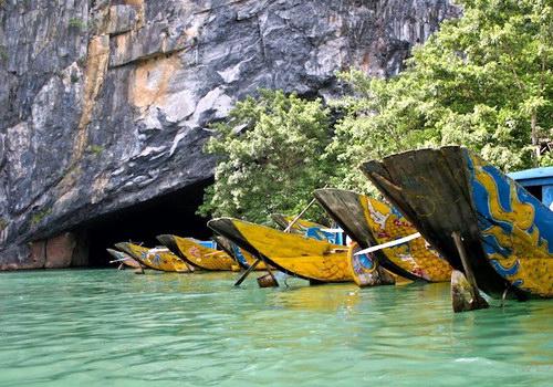 Национальный заповедник Пхонг Нха-Ке Банг