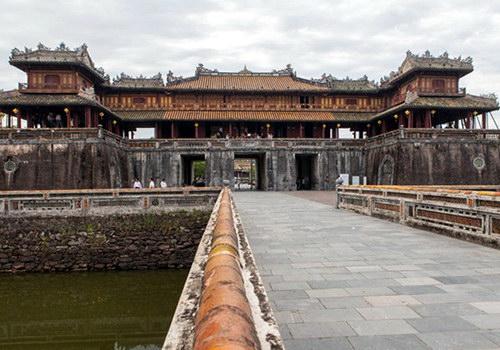 Императорский город Хуэ
