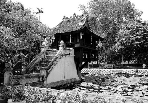 Пагода Одного Столба