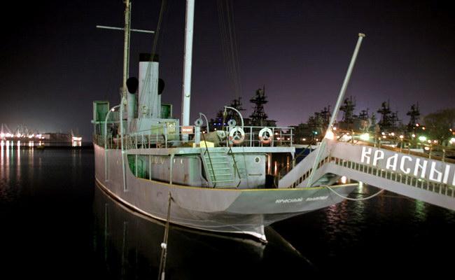 яхта Красный Вымпел
