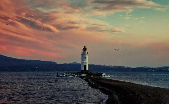 маяк Токаревского