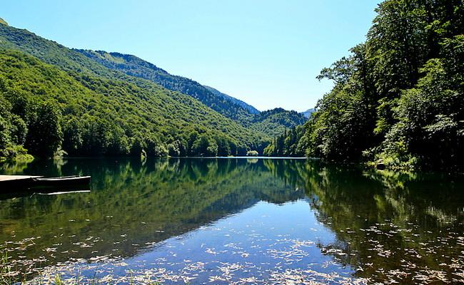 Национальный парк Биоградска гора