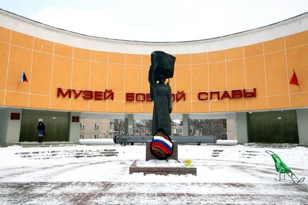 Экспозиции «Музея боевой славы» посвящены Второй мировой войне