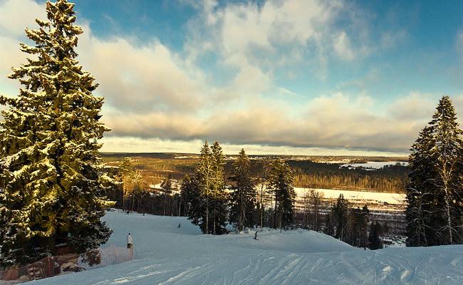 горнолыжный курорт «Золотая долина»