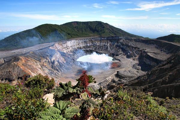 Национальный парк Вулкан Поас, Коста-Рика