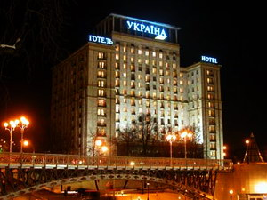 гостиничное хозяйство Украины
