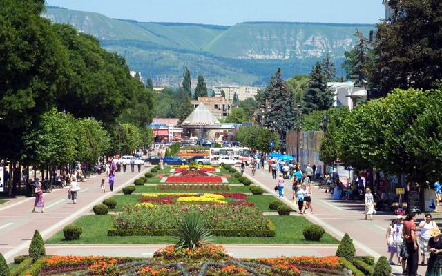 Кавказские Минеральные Воды, Кисловодск