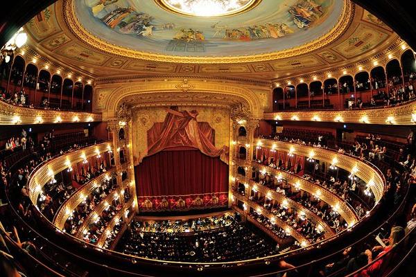 Театр Колон в Буэнос-Айресе