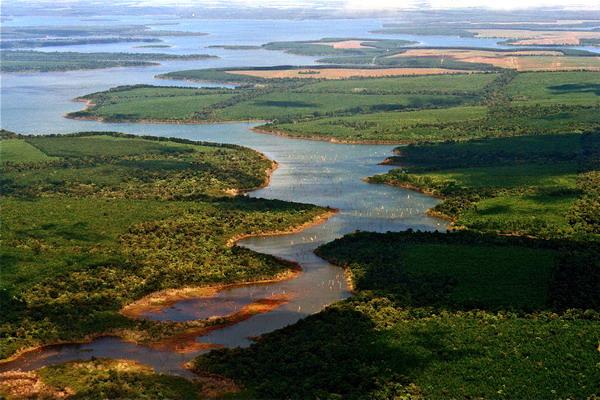 Водно-болотные угодья Ибера