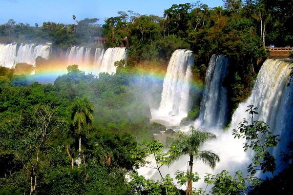 Национальный природный парк Игуасу