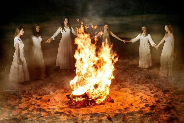 Праздник Святого Иоанна и Испании