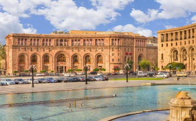 Marriott Armenia Hotel Yerevan 4*