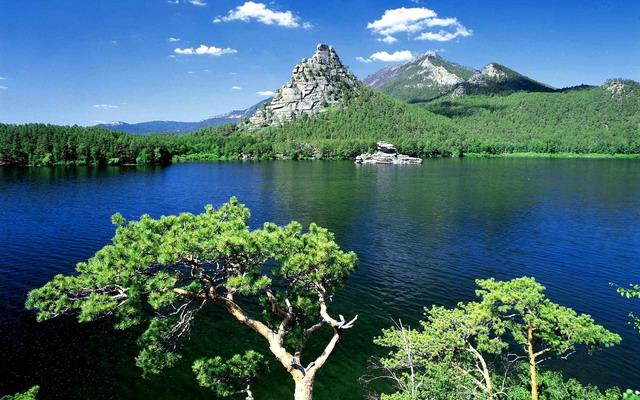 озеро Бурабай, Кокшетау