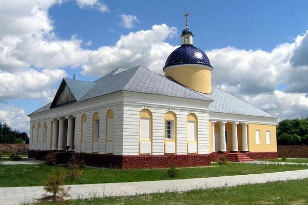 Николо-Крупицкий женский монастырь