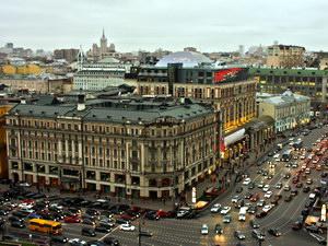 гостинично-туристский комплекс Москвы