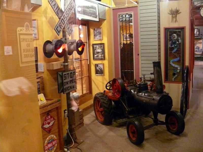 Музейное помещение в гостинице «Квакер Инн», г. Акрон