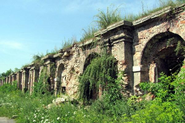 Бродовский замок